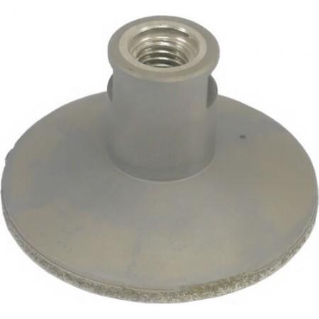 Ruedas de copa de metal diamantado (para mármol, galvanizadas n. ° 40) A01PDMP75M
