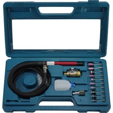 Комплект микропневматической шлифовальной машины (GP-8240B, 54000 об / мин) GP-8240BK