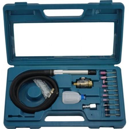 Комплект микропневматической шлифовальной машины (GP-8242B, 70000 об / мин) GP-8242BK