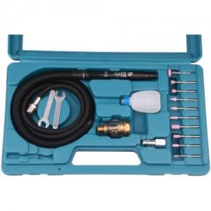 Комплект микропневматической шлифовальной машины (GP-8242C, 70000 об / мин) GP-8242CK