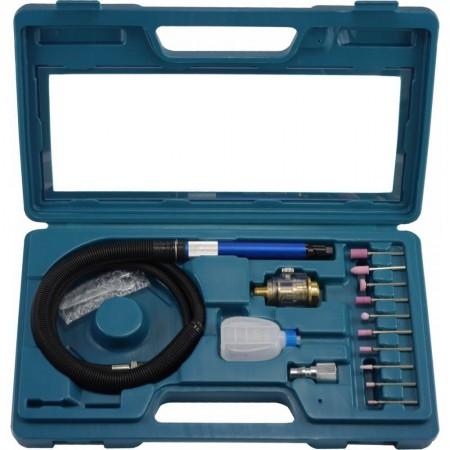 Комплект микропневматической шлифовальной машины (GP-8243B, 60000 об / мин) GP-8243BK
