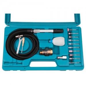 Комплект микропневматической шлифовальной машины (GP-8245C, 60000 об / мин) GP-8245CK