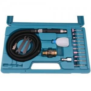 Комплект микропневматической шлифовальной машины (GP-8246C, 60000 об / мин) GP-8246CK