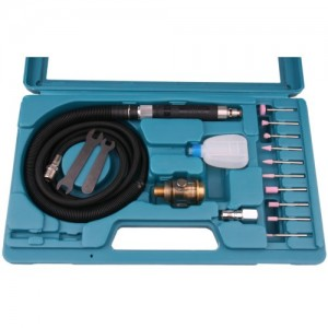 Micro Air Grinder Kit (GP-8246C, 60000 об / мин) GP-8246CK