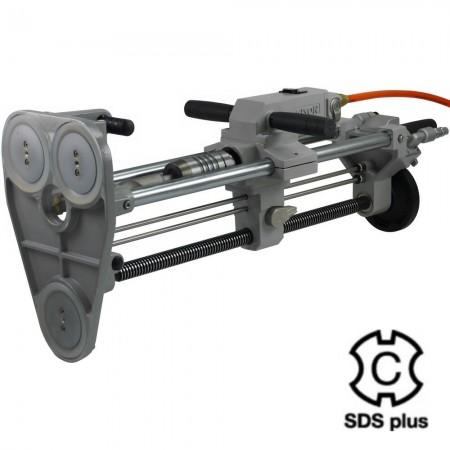 Burghiu rotativ pentru aer (incluzând suportul de fixare pentru aspirare, SDS-PLUS, 1500RPM) GPD-231A