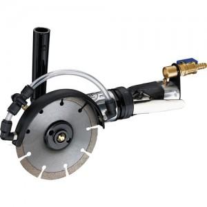 Sierra de aire húmedo para piedra (11000 rpm, mango izquierdo) GPW-215C