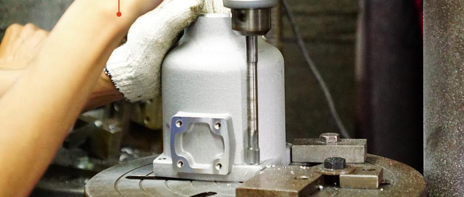 изготовление пневматического инструмента