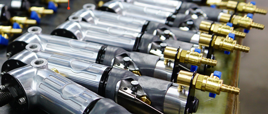 空気圧工具製造