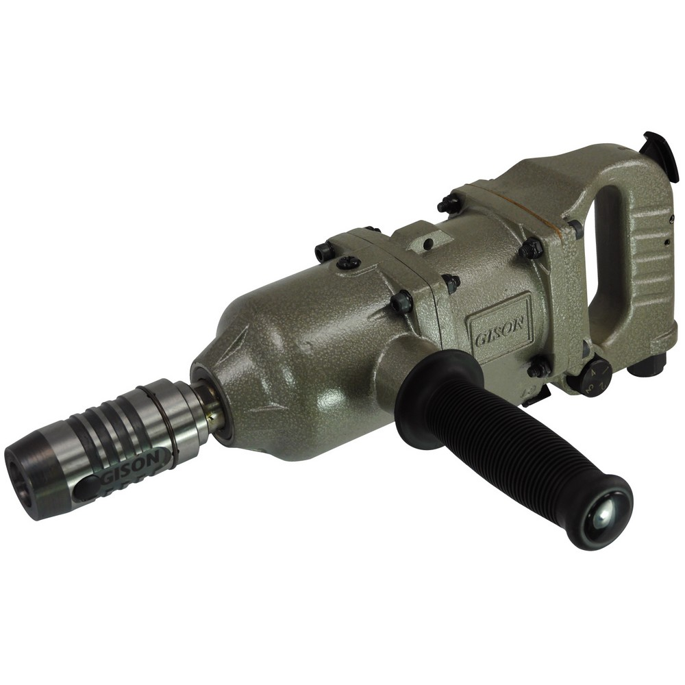"5/8"" Heavy Duty Reversible Air Drill (600-1000rpm) - GP-26D"