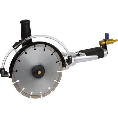Wet Air Saw for Stone (6500rpm, Left Handle) - GPW-216C (Left)