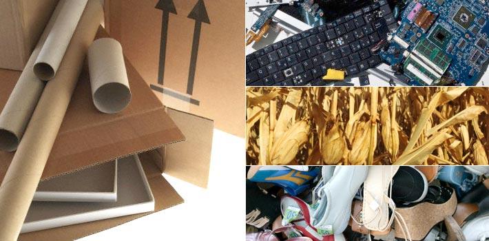 Lösung zum Fräsen und Schleifen von Holzfasern