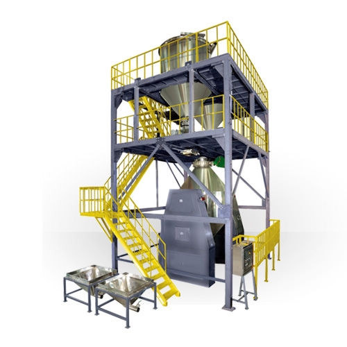 Mixing and Conveying System