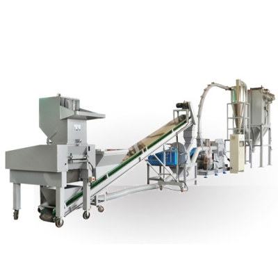 PCB, IC Board and Environmental Material Crushing and Grinding System