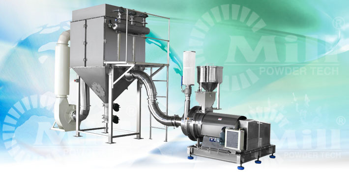 cyclone mill grinding system