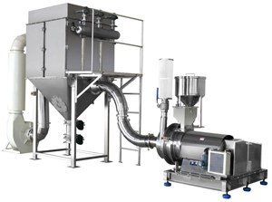 Cyclone Mill Grinding System (CM-400S)