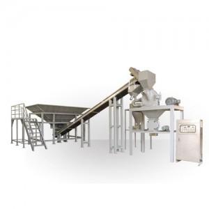 Salt Grinding System