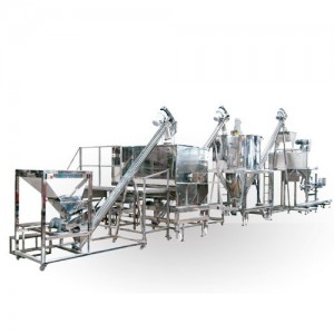 Spices, Seasoning Mixing, Packing System