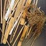 Lösung zum Mahlen und Mahlen von Stroh (Paddy)