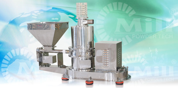 impact classifying mill, ICM-520