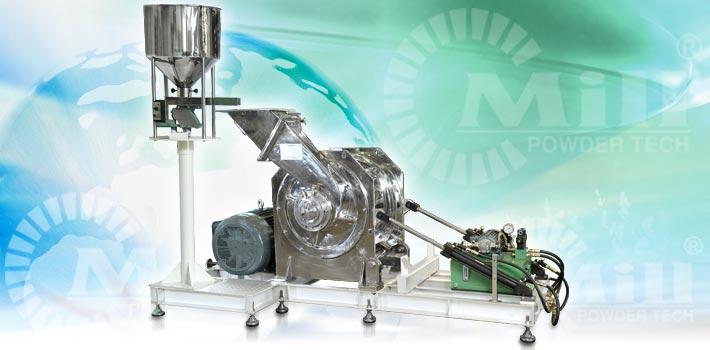 Turbo mill TM-400