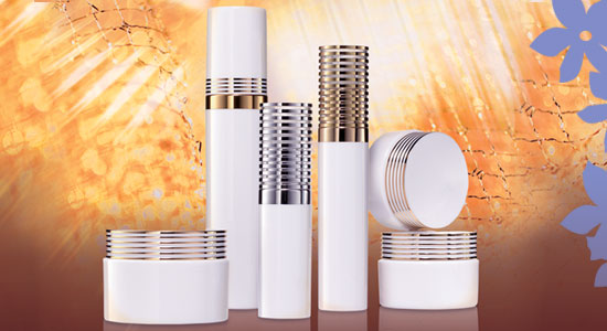 cosmetic packaging Egyptian Sunrise Sries