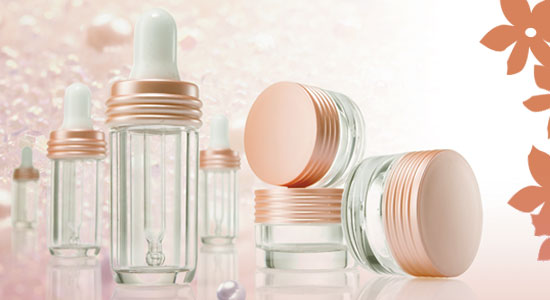 cosmetic packaging Love Potion Series