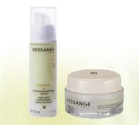 cosmetic container Dessange