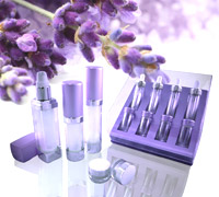 cosjar's cosmetics containers Oring A6 series