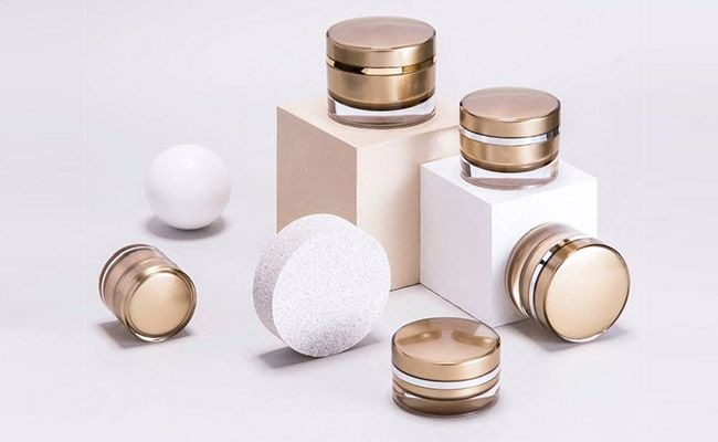 COSJAR's cosmetic container midnight party series