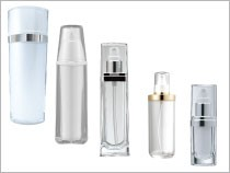 Cosmetic Bottles Shape
