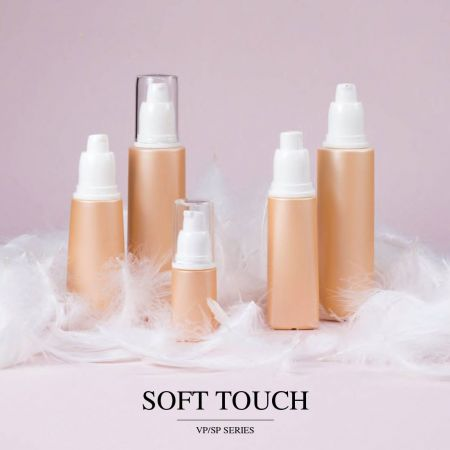 Soft Touch (Eco PP Cosmetic & Skincare packaging)