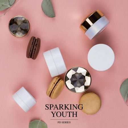 Sparking Youth (ECO PET Cosmetic & Skincare packaging)