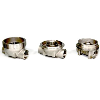 Manifold Investment Casting