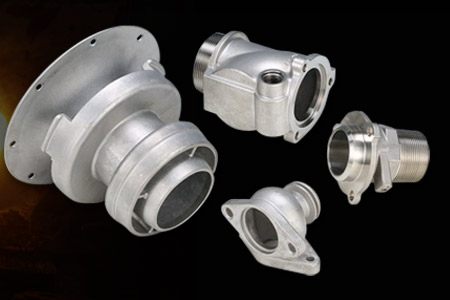 pipe fitting for gas