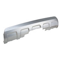 GMC Terrain Chrome Rear Accent Trim (Satin Nickel Plating) 177R