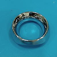 Chrysler 300 Chrome Trim Ring for Fog Lamp ( Shiny Chrome) #1007