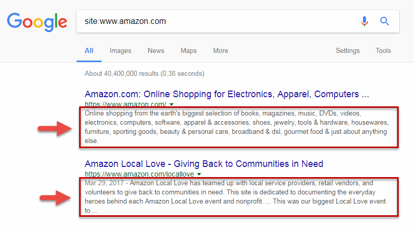 内容行销-Google搜寻结果的文字描述最多显示字元已来到320个字元