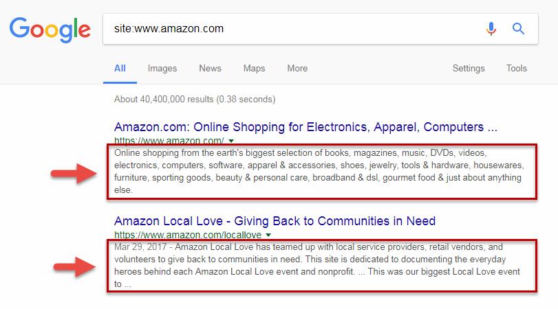 內容行銷-Google搜尋結果的文字描述最多顯示字元已來到320個字元