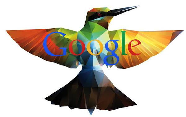 Google 蜂鸟Hummingbird 演算法