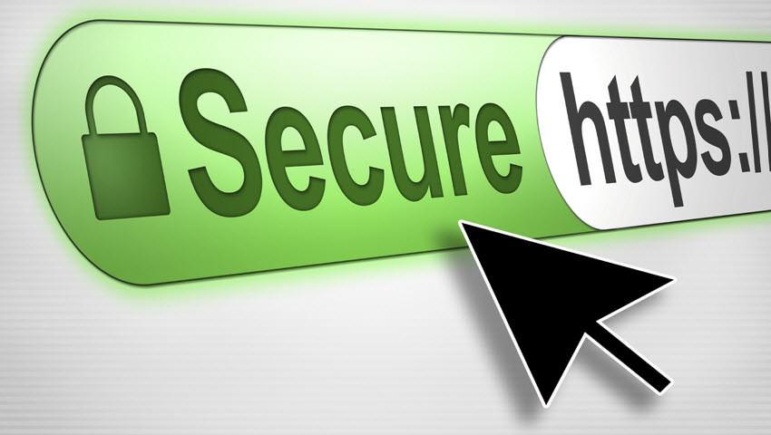 Secure Website by Https