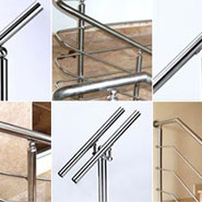 Handrail Fittings Manufacturer