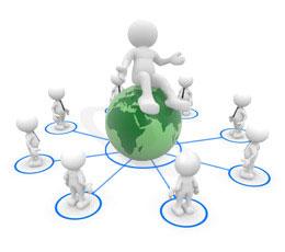 透過Ready-Market顧問式服務可以幫助企業增加50國家以上的訪客