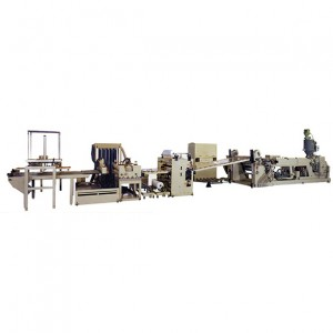 PMMA/ABS/PS/AS Sheet Extrusion Line