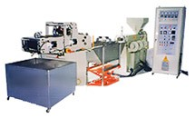 जिपर जोड़ी और घुमावदार मशीन