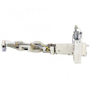 Flat Yarn Extrusion Line HST series