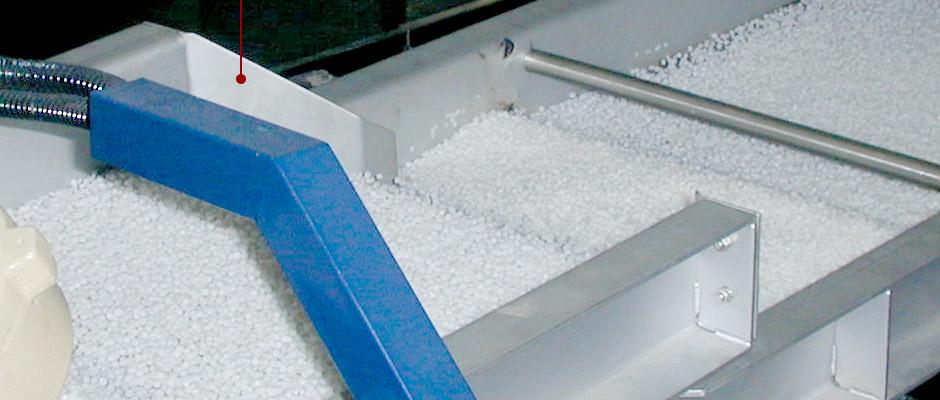 maszyna do recyklingu odpadów z tworzyw sztucznych