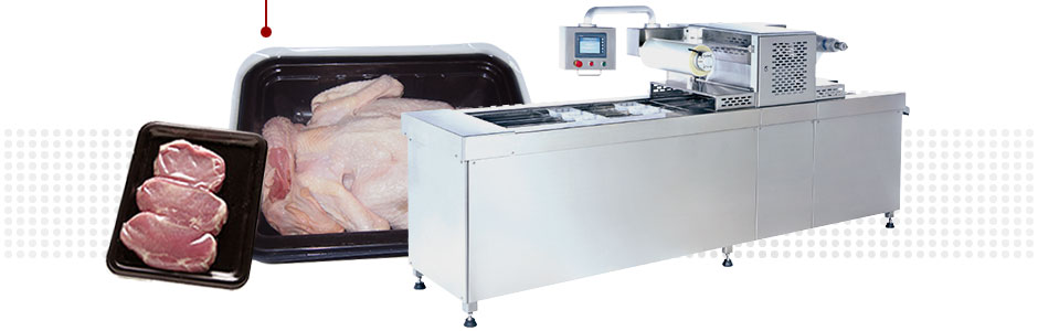 J-V057CA vacuum packaging machine