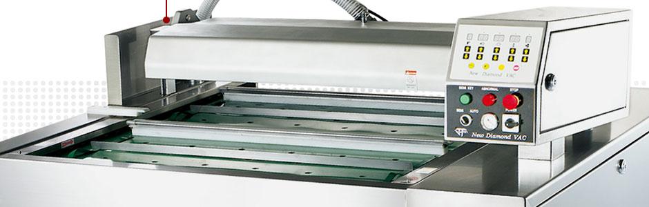 continuous belt vacuum packaging machine J-V021