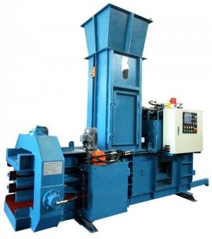Automatic Horizontal Baling Press Machine TB-050510