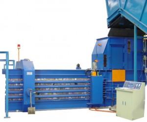 Automatic Horizontal Baling Press Machine TB-070825